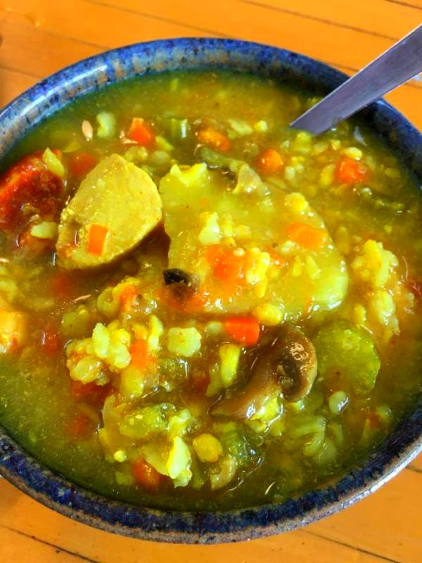 Vegetable Supersoup