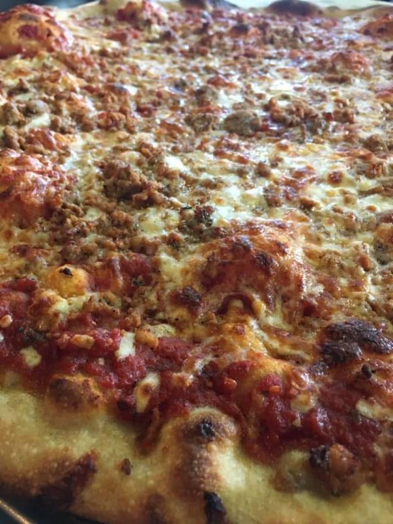 Barnyard Pizza
