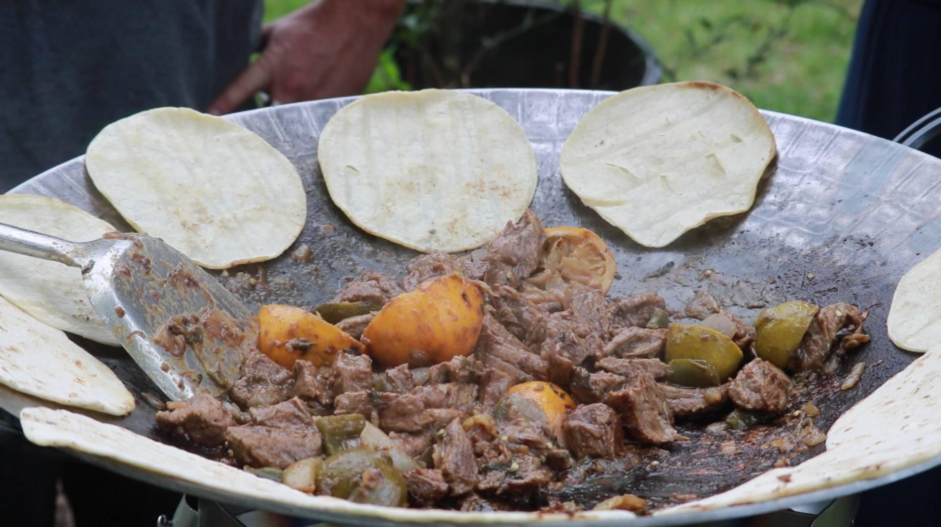 Vegetarian Mexican Stir Fry (4 Portion)