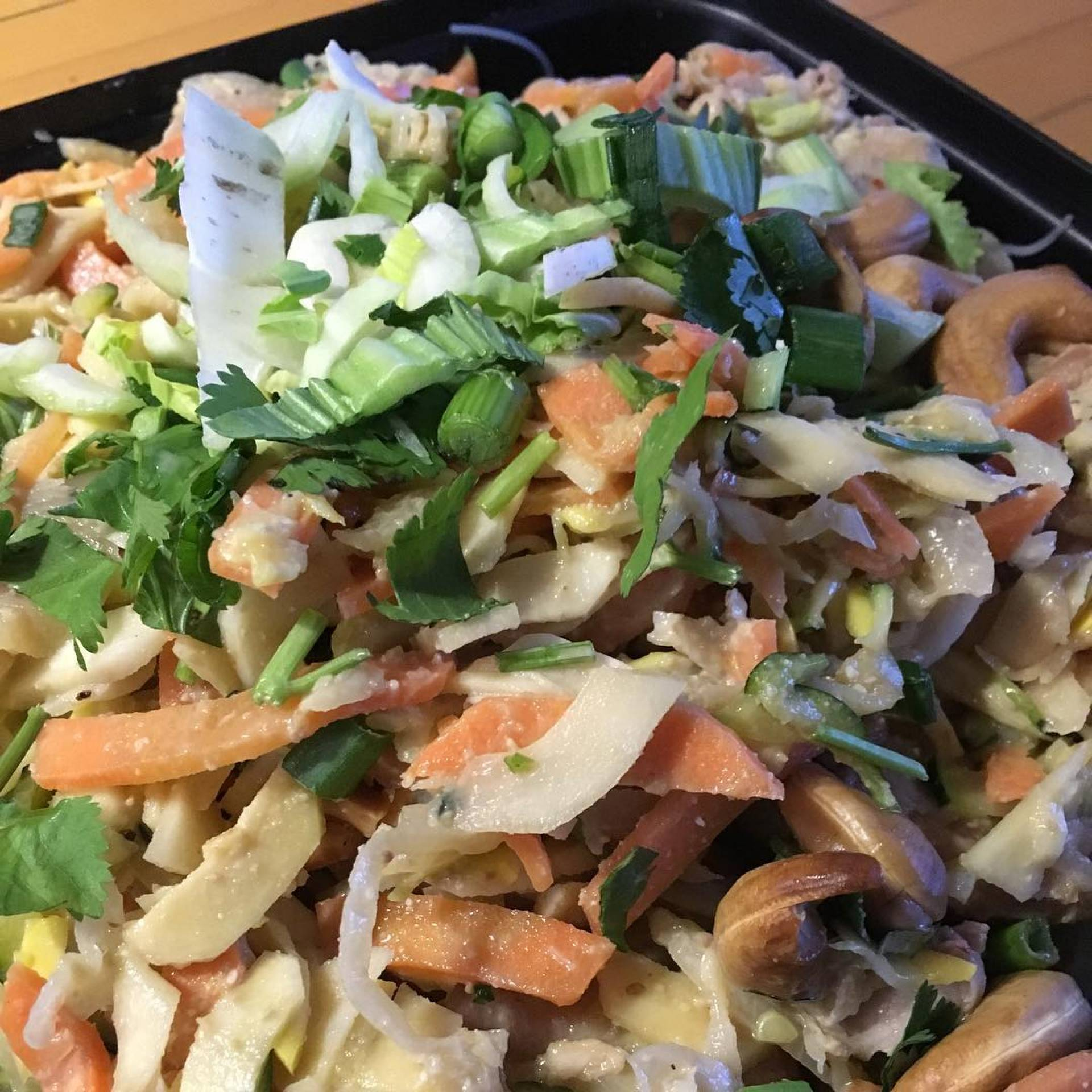 Vegetable Thai Spring Dinner (4 Portion)