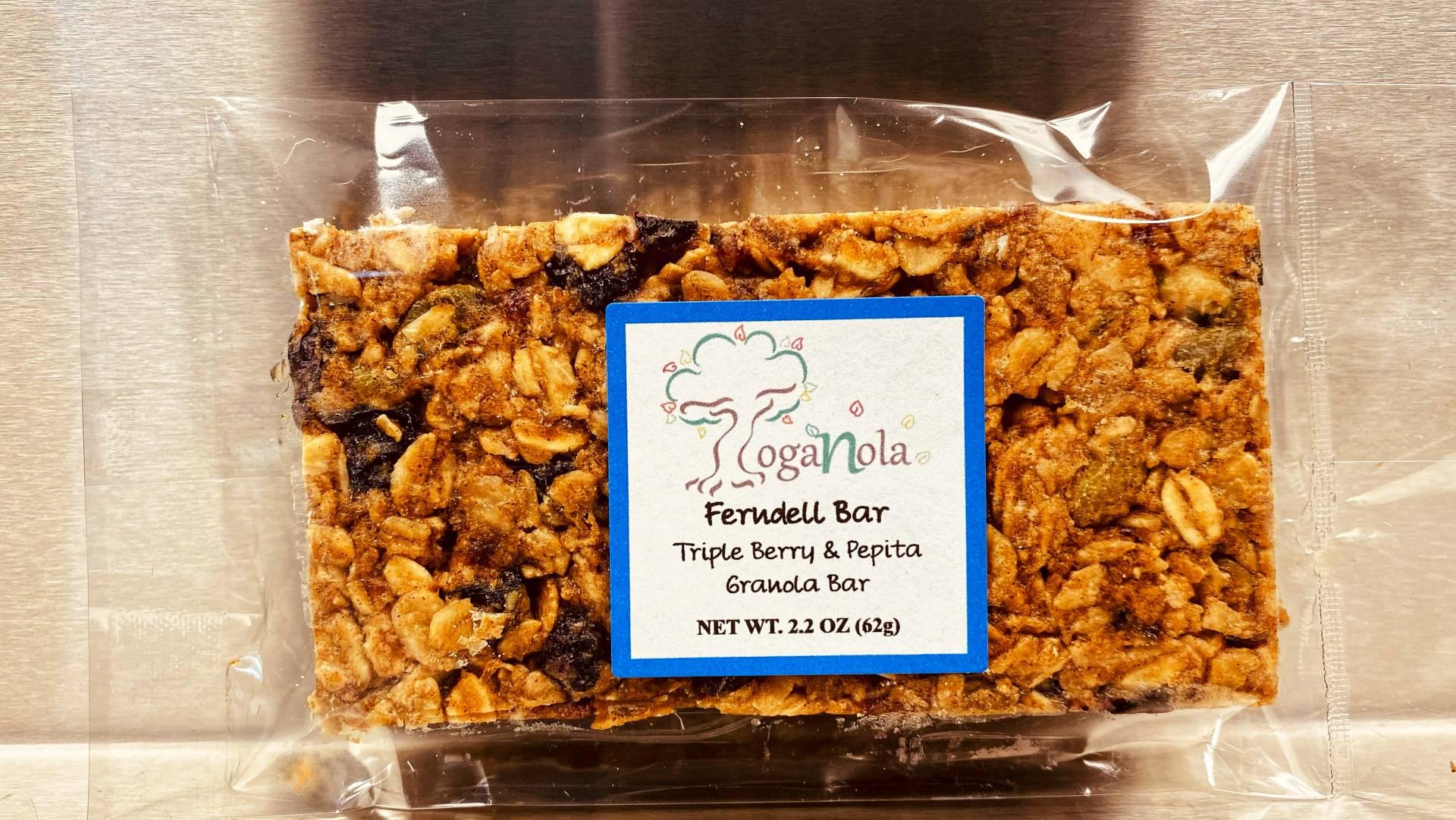 Ferndell Granola Bar (3 for $10)